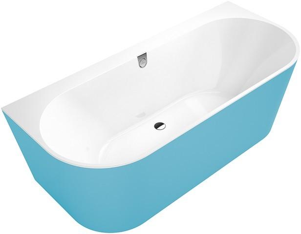 Villeroy Boch Badewanne Oberon 20 1800x800mm Rückwand ...