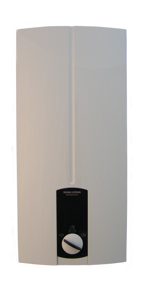 stiebel eltron durchlauferhitzer dhb st thermotronic 21 kw. Black Bedroom Furniture Sets. Home Design Ideas