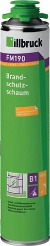 1K-Brandschutzschaum 2in1 FM190 750ml B1 (1 Dose), 334786 334786